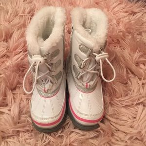 Toddler Girl Totes Winter Boots